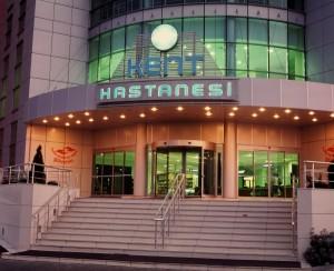 Kent Krankenhaus Izmir