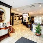 Lobby Karaca Hotel